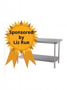 Sponsored by Liz Rue