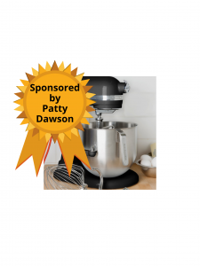 Sponsored by Patty Dawson